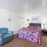 Relax Inn Brunswick, ME Double Bed